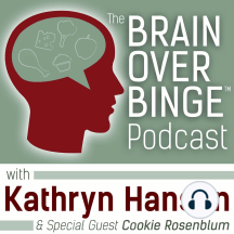 Episode 34: Q&A: Neuroplasticity / Dieting Mentality: This is the first Q&A episode on the Brain over Binge Podcast. Kathryn answers two questions – the first about neuroplasticity as it relates to dismissing urges, and the second about how to deal with harmful thoughts of dieting.