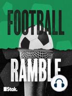 Ramble Meets... Howard Webb