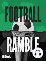 The Football Ramble. Sponsored by Capital One. Round 5 Preview