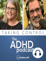 Self-Care — The Nutrition/ADHD Connection with Tonya Harris