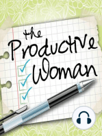 Getting Healthy and More Productive – TPW009