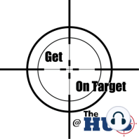 """Episode 185 - Get On Target - """"Your First Gun"""" - PART 3 DEFENSIVE CARBINE: Recorded in the The Hub Classroom, located behind the range. In this episode, Bruce and Birdman talk about the AR/Carbine and basic hardware. Video @https://youtu.be/DKF8bX0iP3A Point of the Gun presents """"Your First Gun"""" PART 3-DEFENSIVE..."""