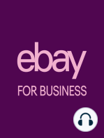Selling On eBay - Ep 28 – Driving Efficiencies with Erik Simon, Jason Harra, Alyssa Cutright, Shefali Singla, and The Buzz