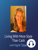 Living With More Style Than Cash – Fashion Stylist's Advice from Sherrie Mathieson