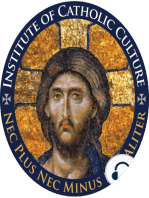 Catechism 201 – Part One