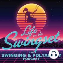 SS 161: Ending The Sexual Dark Age On The Swingset: We discuss opening up to include the possibility to polyamory, creampies, pegging, and all in all... just sit back, get comfortable, and catch up. It's been far, far too long since we all chatted.