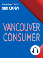 Vancouver Consumer - February 9. 2019 - Carbon Monoxide Awareness