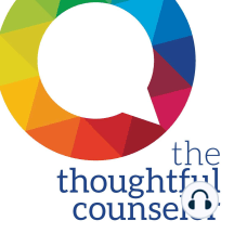 EP53: Culture, Diversity, and Spirituality in Counseling - A Conversation with Amanda Giordano and Elizabeth Prosek: A conversation with Amanda Giordano and Elizabeth Posek on how counselors can apply the Multicultural and Social Justice Competencies to address religious and spiritual diversity with our clients as well as address our own internal biases that inhibit...