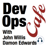 DevOps Cafe Ep. 33 - Guest: Jez Humble: Jez Humble joins John and Damon for a chat about DevOps, the history of Continuous Delivery, leadership, and changing culture.  Show notes are at http://devopscafe.org