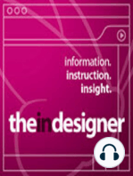 The InDesigner - Episode 40 (VIDEO)