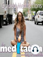 Preparing for Meditation