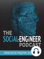 Ep. 085 - A Psychologists View of Security for the Digital Age