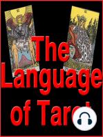 Language of Tarot - Justice