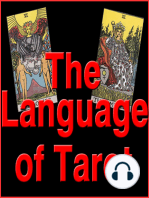 Language of Tarot - Three of Cups