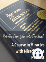 This is a Course in Mind Training - A Course in Miracles - 4/23/17