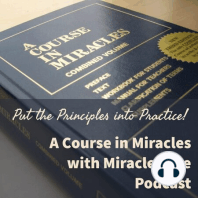 This is a Course in Mind Training - A Course in Miracles - 4/23/17: This is a Course in Mind Training - A Course in Miracles - 4/23/17