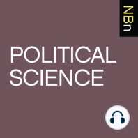 """Andrew Selee, """"Vanishing Frontiers: The Forces Driving Mexico and the United States Together"""" (PublicAffairs, 2018): With so much political effort placed into forcing a wall between the US and Mexico, Andrew Selee's new book shows how the ties that bind the two countries together are much stronger. Selee has been on the podcast before with his book,"""