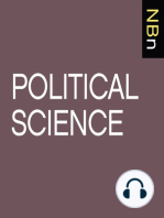 "Denis Dragovic, ""Religion and Post-Conflict Statebuilding"