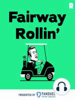 Woodland Stays Hot and Wins the U.S. Open | Fairway Rollin'