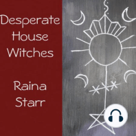 """Magic on the Streets w/ Andrieh Vitimus: Author, Spiritual Coach, Teacher, Hypnotherapist and Chaos Magician extrodinare joins us to talk about the waning use of actual magick in witchcraft.  """"Transfor"""