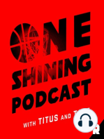 Courtside With Mike Brey, the Newest Chapter in the Trial of the Century, and NBA Draft Talk With The Athletic's Sam Vecenie | One Shining Podcast