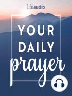 A Prayer From Psalm 23