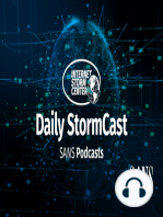 ISC StormCast for Monday, May 20th 2019