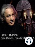 Dr. Claire Fitzpatrick Interviews Poke Runyon