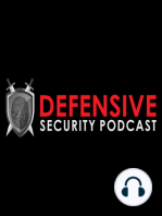 Defensive Security Podcast Episode 62