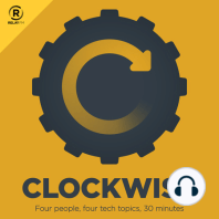 Clockwise 116: You Can't Fight City Hall: Apple's rumored TV service stalls, bulging iPhone battery cases, products that were bought and ruined, and the iOS map battle heats up.  With Jacqui Cheng and John Moltz.