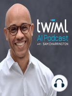 AI for Content Creation with Debajyoti Ray - TWiML Talk #178