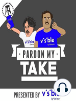 Mike Ditka and Aaron Nagler 10/19/16