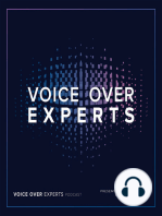 Voice Over Experts #195 – A Day in the Life of Jamie Hill