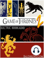 """Gods of Thrones"" – ""Fire and Blood"" – Part 2"