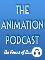 Animation Podcast 023 - James Baxter, Part One