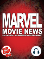 Remembering Jon Schnepp & SDCC Marvel Movie and TV News | Marvel Movie News Ep 189