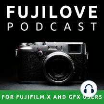 FujiLove Podcast 5 - Damien Lovegrove: Interview with Damien Lovegrove