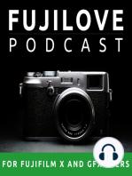 FujiLove Podcast 36 - Damien Lovegrove