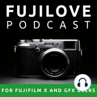 FujiLove Podcast 36 - Damien Lovegrove: Interview with Damien Lovegrove