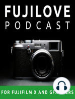 FujiLove Podcast 2 - Marcel Weber