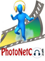 PhotoNetCast #93 – Creating and Maintaining your Photography Portfolio