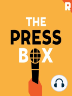 How the Media Normalized Sports Gambling, John McCain's Long Goodbye, and Katie Nolan Gets Called Out   The Press Box (Ep. 468)