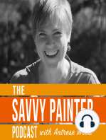 Large Scale Paintings and Trusting Your Instincts, with Palden Hamilton