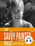 Thriving as a Self Taught Artist, with Kirstine Reiner Hansen