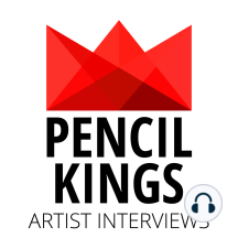 PK 121: How to make it as an artist - Interview with fashion illustrator, Christina Burton: How to Make it as an Artist - Even When They Say You Can't!