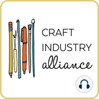 Episode #99: Ellen March: In this episode we're talking about sewing magazines and television with my guest, Ellen March. Ellen March is the Community Content Director for the sewing division of F+W Media, including the Sew News, Creative Machine Embroidery, BurdaStyle, Sew Daily...