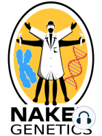 Decoding a Mammoth with George Church - Naked Genetics 19.03.24