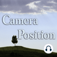 """Camera Position 131 : The Hammer and The Nail: """"If all you have is a hammer, everything looks like a nail"""" is a phrase attributed to psychologist Abraham Maslow, but I've always thought it had application to photography and its practice, too. In this episode,"""