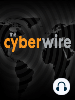 Settling in with GDPR — CyberWire-X