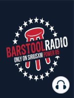 Super Bowl Week Day 1 - The Barstool House